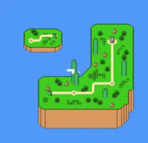 Tick Tock Island 313x303 1 300x290 - Download Nintendo Super Mario Bros Custom Map free