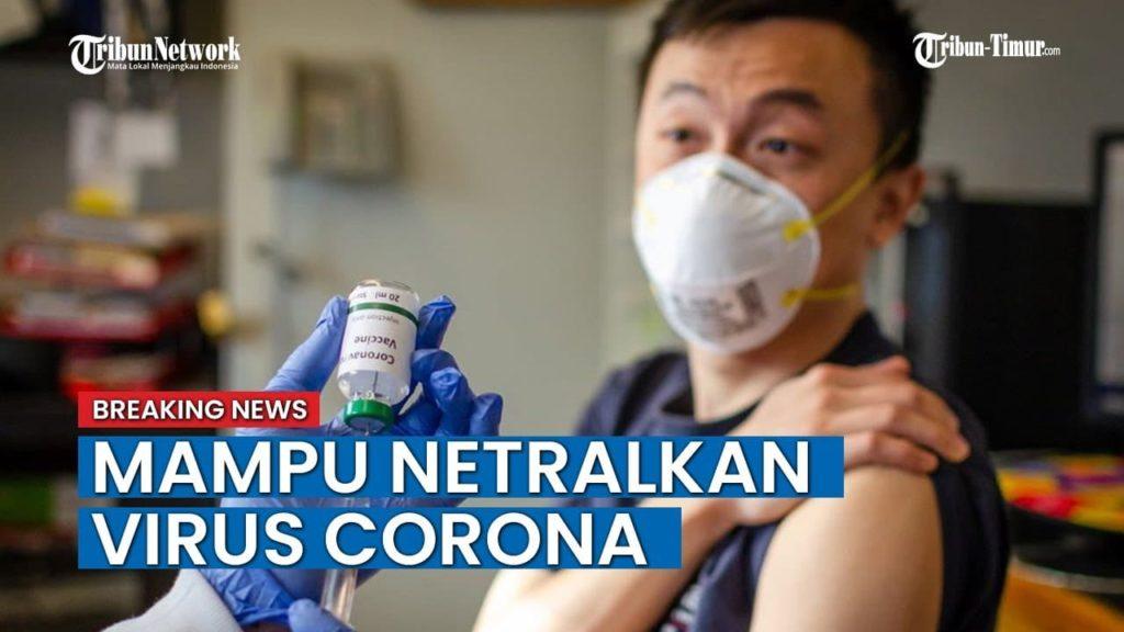 AKHIRNYA Vaksin Covid 19 dari Oxford Mampu Netralkan Virus Corona di Tubuh 1024x576 - Images by News