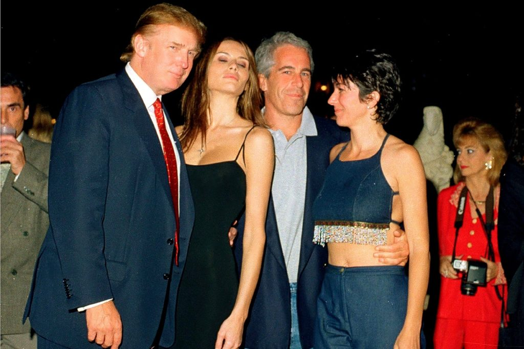 epstein Trump 1024x681 - Images by News