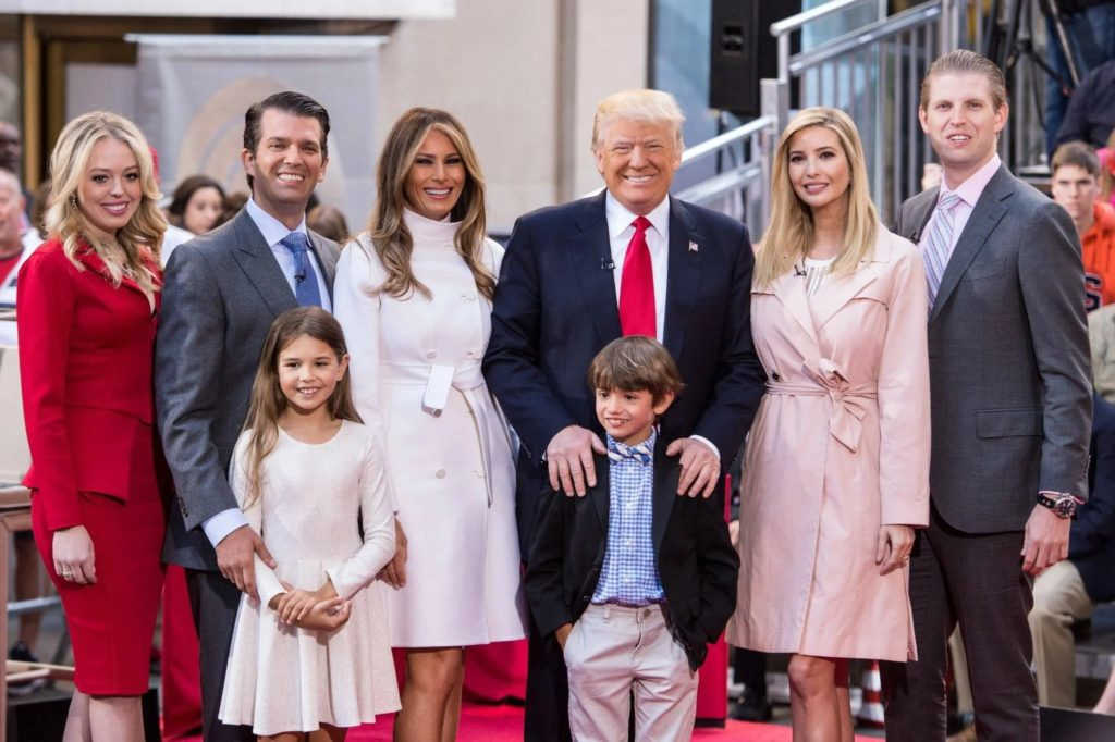 family Trump 1024x682 - Images by News