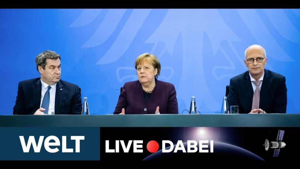 CORONAVIRUS-Tag-der-Entscheidung-Statement-von-Kanzlerin-Merkel-nach-Corona-Schaltkonferenz