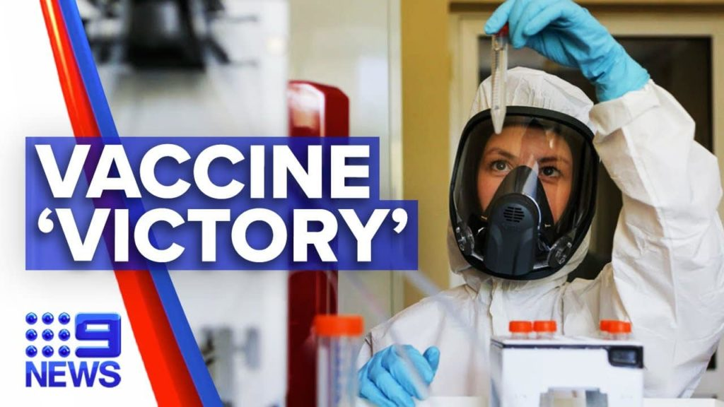 Coronavirus Russia approves COVID 19 vaccine 9 News Australia 1024x576 - Images by News