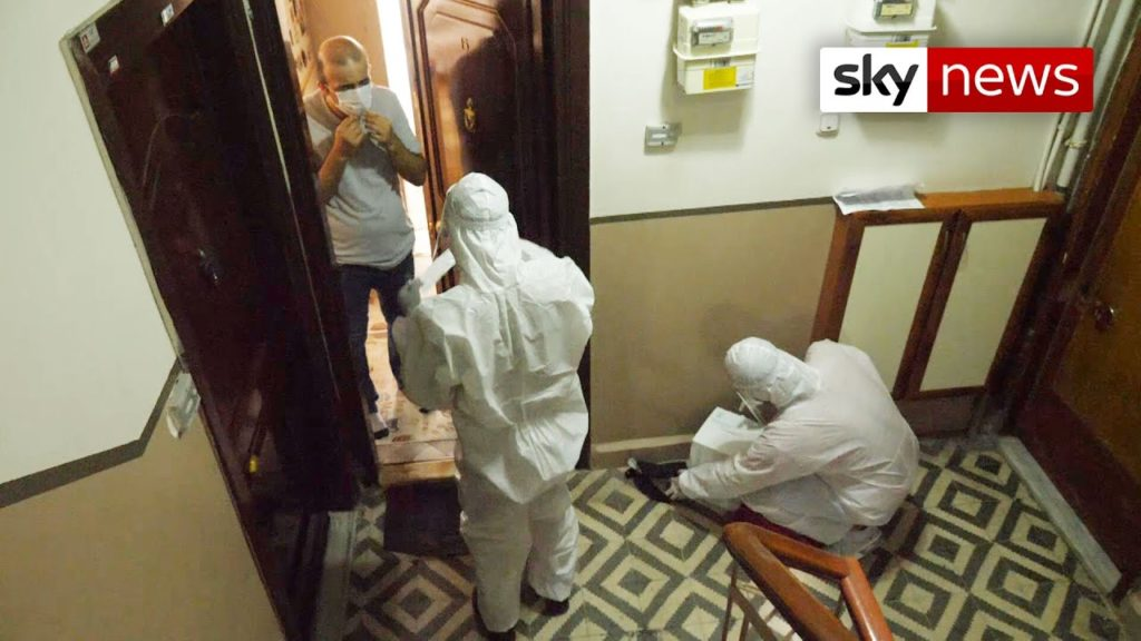 Coronavirus Turkey39s 39COVID detectives39 on the hunt 1024x576 - Images by News
