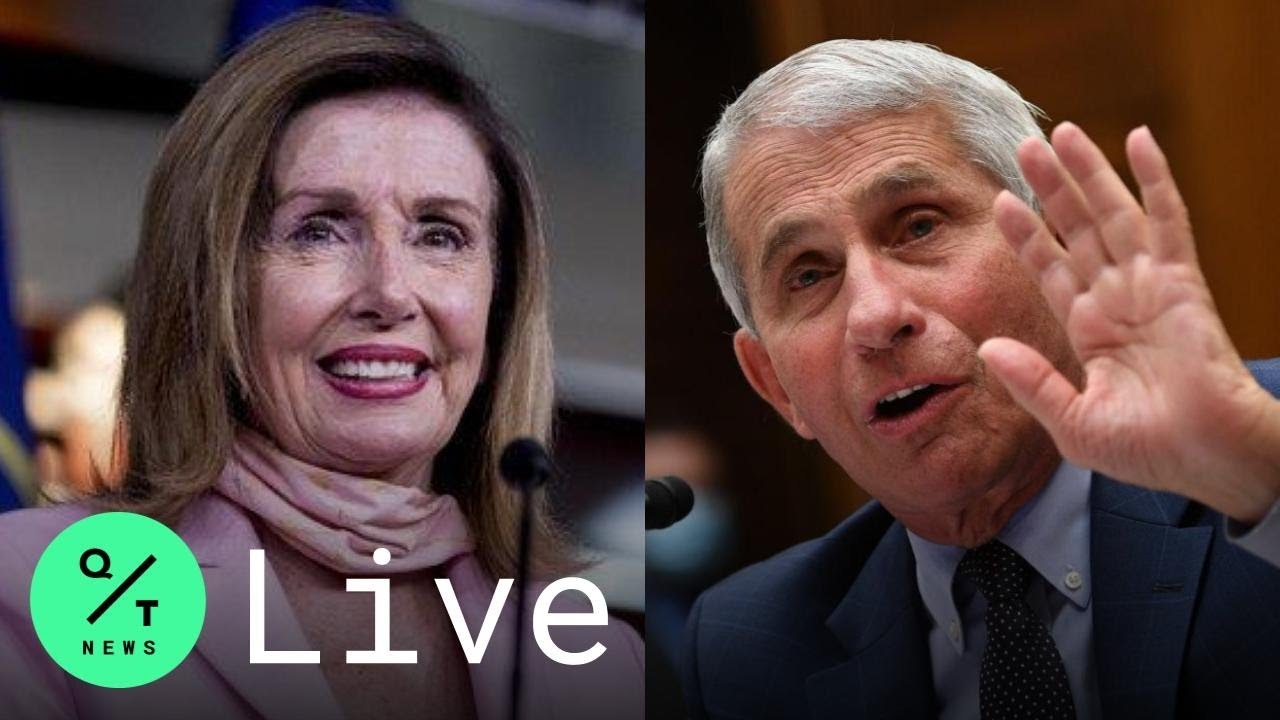 Coronavirus Updates Trump Signals Unemployment Aid Support Fauci Warns Covid 19 May Never Go Away - Images by News