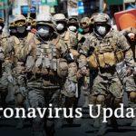 Coronavirus-death-toll-supasses-300000-Bolivian-protesters-defy-lockdown-orders-Corona-update