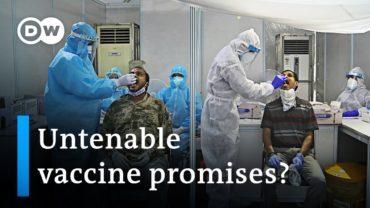 Covid-19-vaccine-development-sparks-political-controversy-in-India-Coronavirus-update