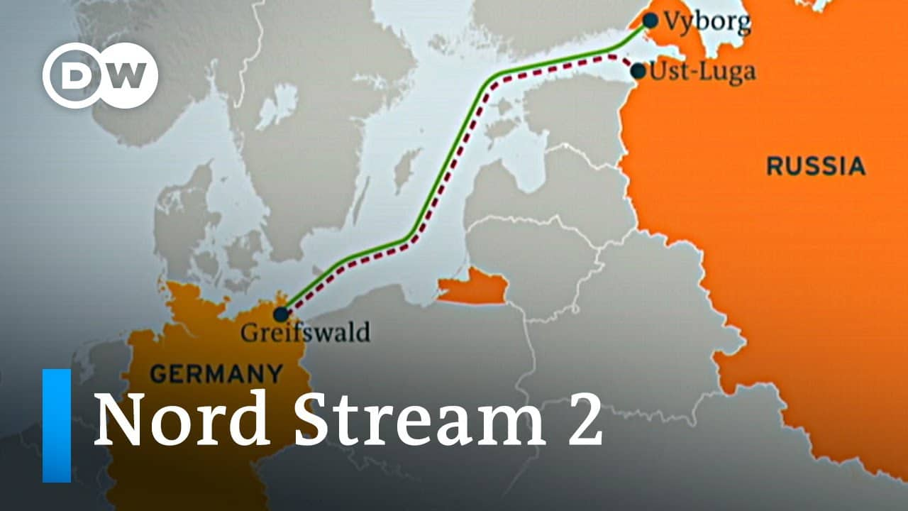 Nord Stream 2 Will a new EU law kill Russia39s gas pipeline DW News - Images by News