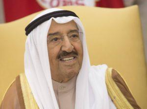 Kuwai Sheikh Sabah al-Ahmad al-Sabah