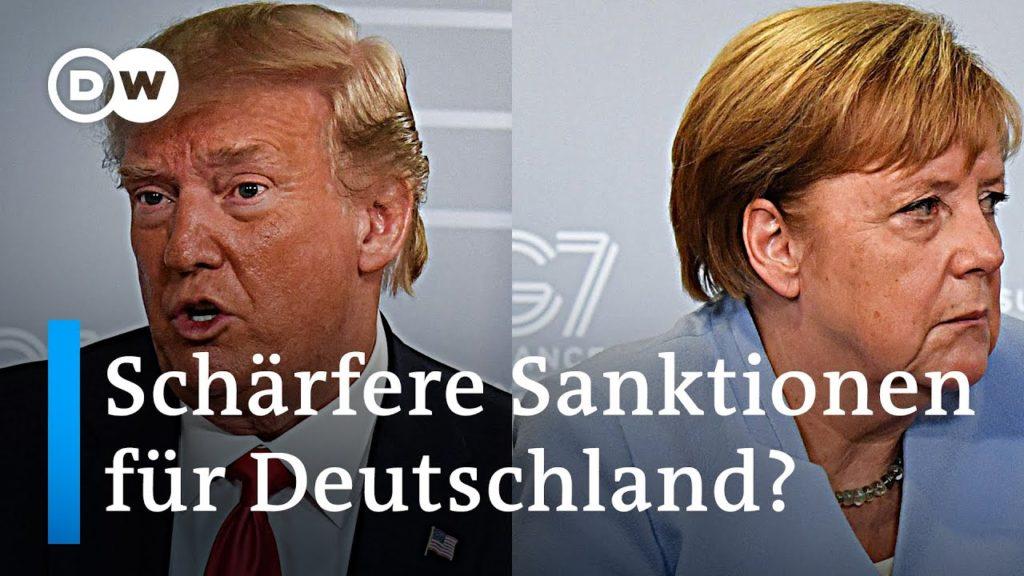 US Sanktionen gegen Deutschland Wie gefahrlich ist Nord Stream 2 To the point 1024x576 - Images by News