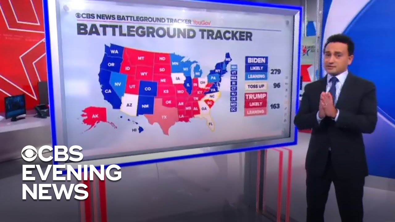 Biden has edge in early voting but Trump could win with Election Day surge - Latest Post 2020 worldwide