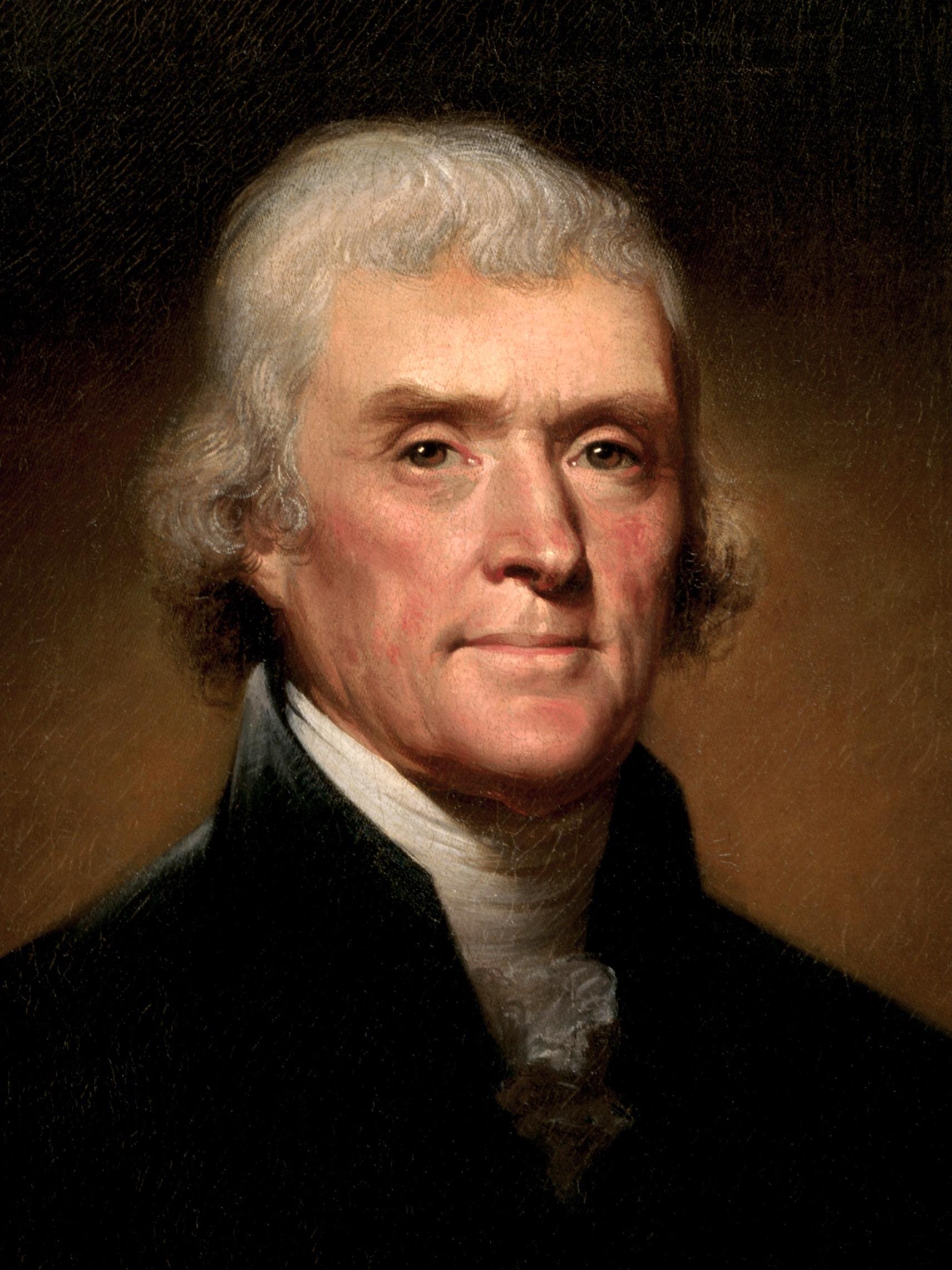 Thomas Jefferson - Latest Post 2020 worldwide