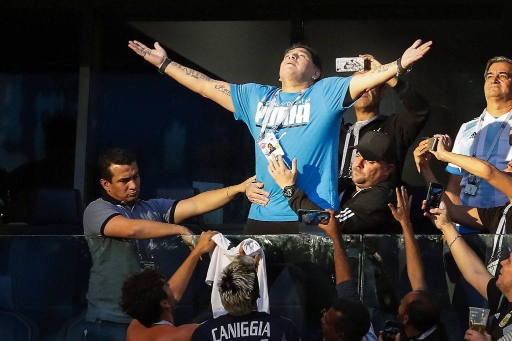 diego maradona 1024x683 - Images by News