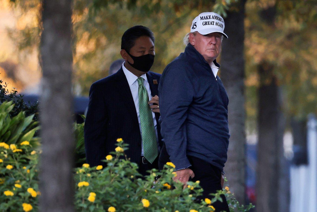 Trump Golf 2020