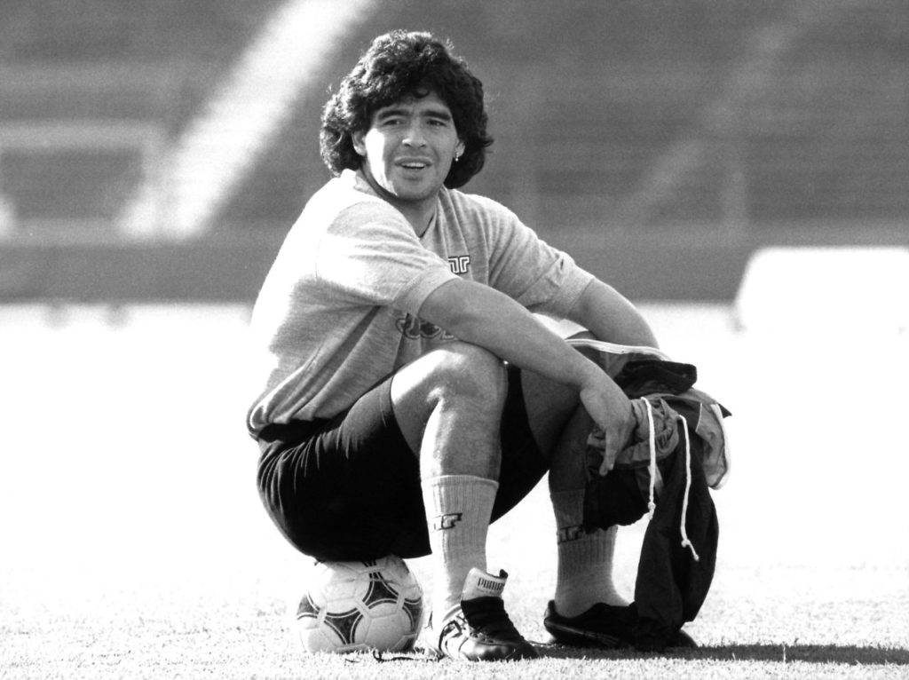 maradona 1024x766 - Images by News