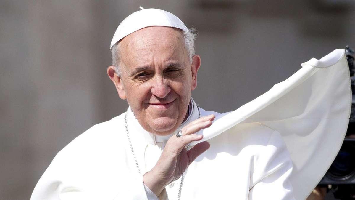 Vor seinem Leben als Priester verdiente Papst Franziskus Geld als Türsteher.