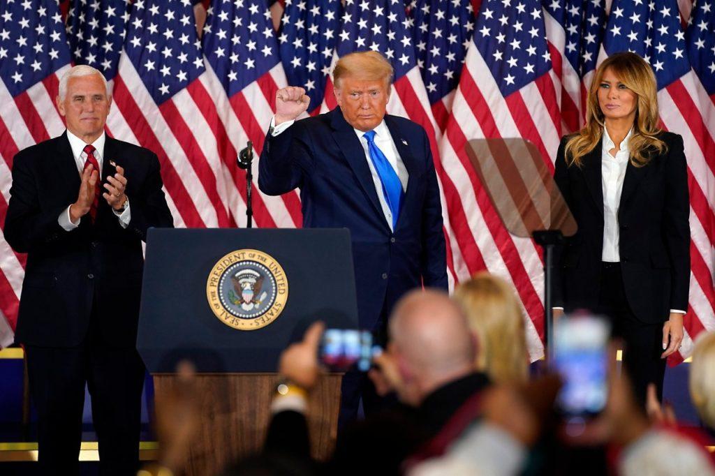 Trump End