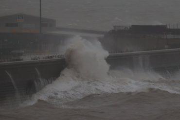 Großbritannien-storm