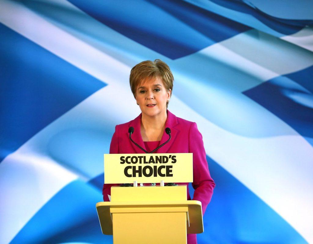 Sturgeon Scotland 1024x800 - Images by News