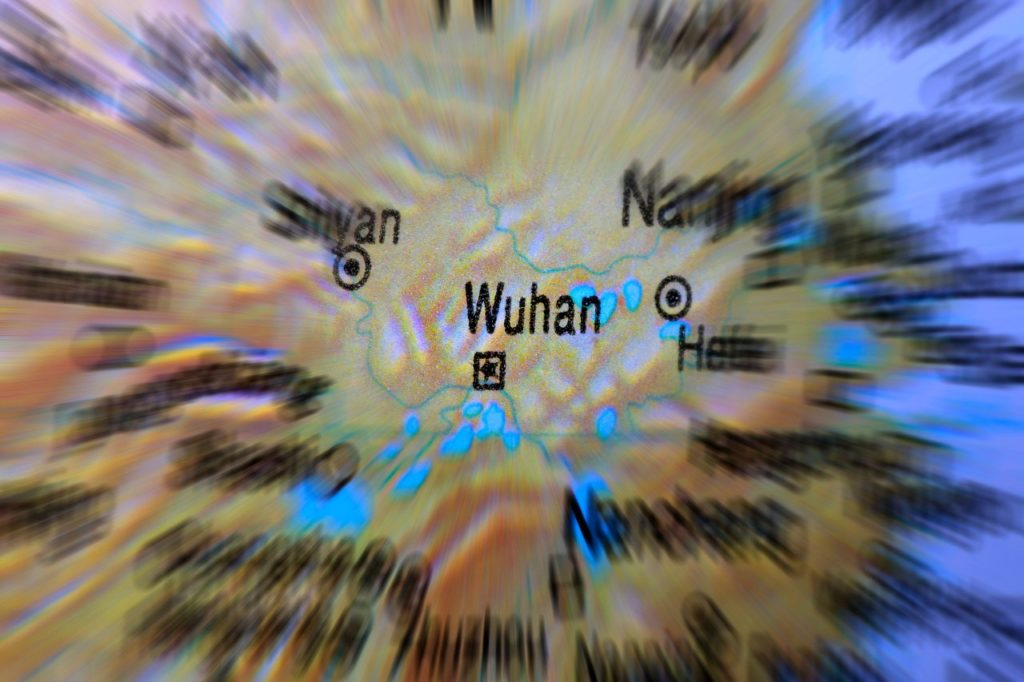 Wuhan virus 1024x682 - Images by News