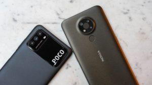 Xiaomi-Poco-M3-Nokia 3.4