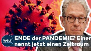 1630601496 maxresdefault 300x169 - CORONA: Ende der Covid19-Pandemie? Chef der Kassenärzte nennt jetzt einen Zeitpunkt I WELT News